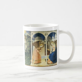The Annunciation by Fra Angelico Coffee Mug