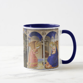 The Annunciation by Fra Angelico Mug
