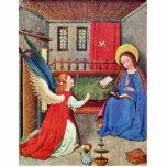 The Annunciation By Oberrheinischer Meister Um 141 Photo Cut Outs