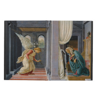 The Annunciation by Sandro Botticelli iPad Air Cover
