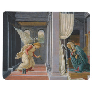 The Annunciation by Sandro Botticelli Journal