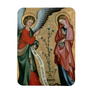 The Annunciation, c.1330 (oil on panel) Magnets