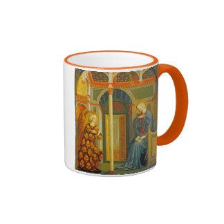 The Annunciation, c. 1423-24 Mugs