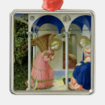 The Annunciation, c.1430-32 Christmas Ornament