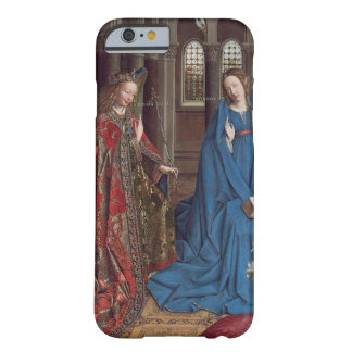 The Annunciation, c. 1434- 36 (oil on canvas) Barely There iPhone 6 Case