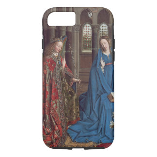The Annunciation, c. 1434- 36 (oil on canvas) iPhone 7 Case