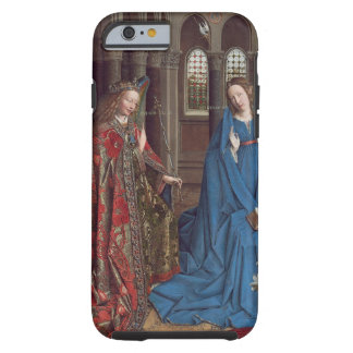 The Annunciation, c. 1434- 36 (oil on canvas) Tough iPhone 6 Case