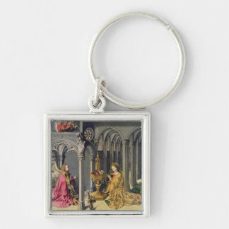 The Annunciation, c.1445 Keychain