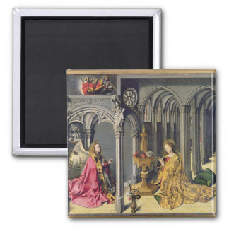 The Annunciation, c.1445 Refrigerator Magnets