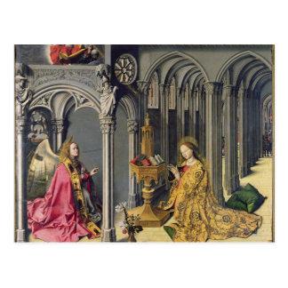 The Annunciation, c.1445 Postcard