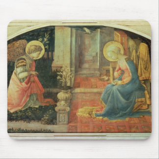 The Annunciation, c.1450-3 Mouse Pad