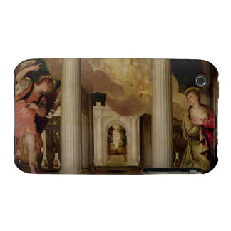 The Annunciation c 1551-53 oil on canvas Case-Mate iPhone 3 Case