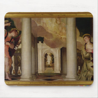 The Annunciation, c.1551-53 (oil on canvas) Mouse Pad