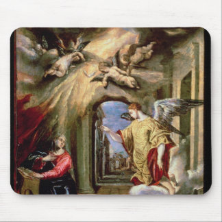 The Annunciation, c.1570-73 Mouse Pad