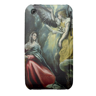 The Annunciation c 1575 oil on canvas iPhone 3 Covers