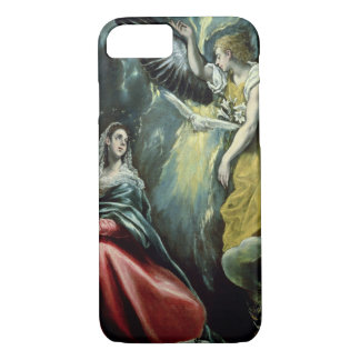 The Annunciation, c.1575 (oil on canvas) iPhone 8/7 Case