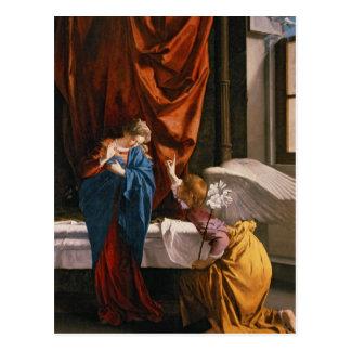 The Annunciation, c.1623 Postcard