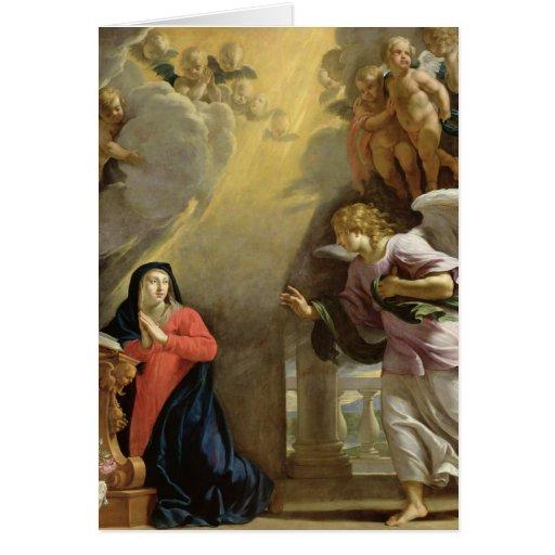 The Annunciation Card