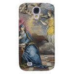 The Annunciation - El Greco Galaxy S4 Case