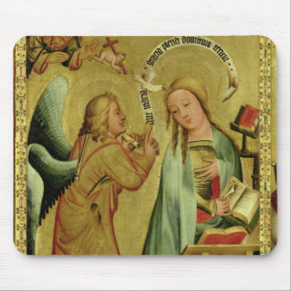 The Annunciation from the High Altar Mouse Pad