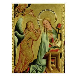 The Annunciation from the High Altar Postcard