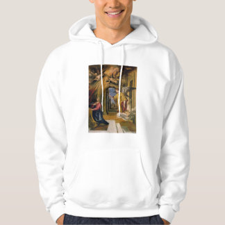 'The Annunciation' Hoody