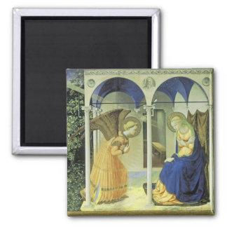 The Annunciation Fridge Magnet