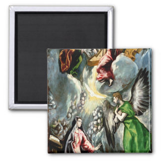 The Annunciation Refrigerator Magnet