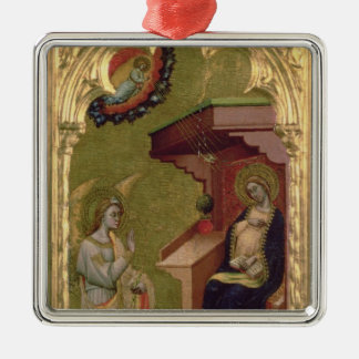 The Annunciation Metal Ornament