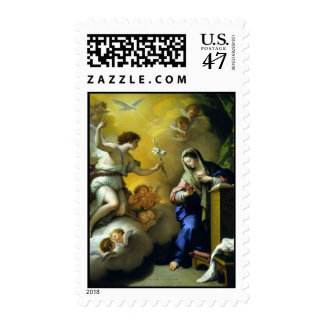 The Annunciation of Mary Postage