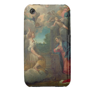 The Annunciation (oil on canvas) 2 Case-Mate iPhone 3 Cases