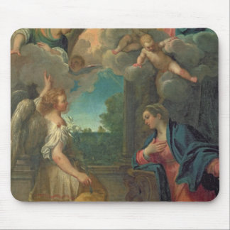 The Annunciation (oil on canvas) 2 Mouse Pad