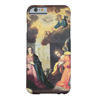 The Annunciation (oil on canvas) Barely There iPhone 6 Case