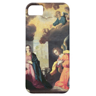 The Annunciation (oil on canvas) iPhone SE/5/5s Case