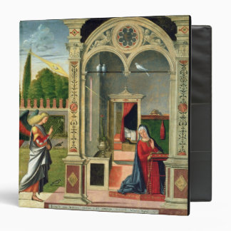 The Annunciation (oil on panel) 2 Binder