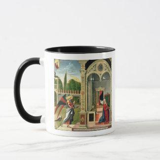 The Annunciation (oil on panel) 2 Mug