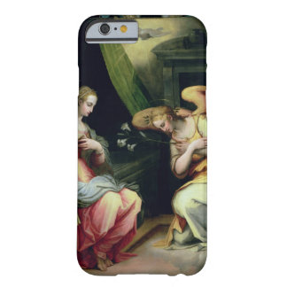 The Annunciation (oil on panel) 3 Barely There iPhone 6 Case