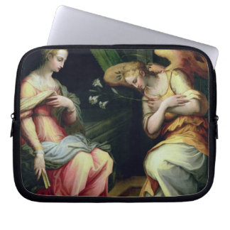 The Annunciation (oil on panel) 3 Laptop Computer Sleeve