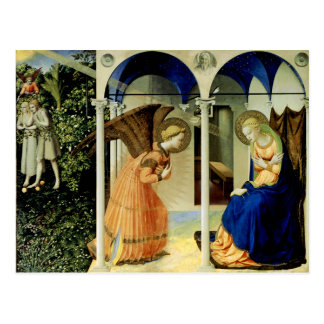 The Annunciation Post Card