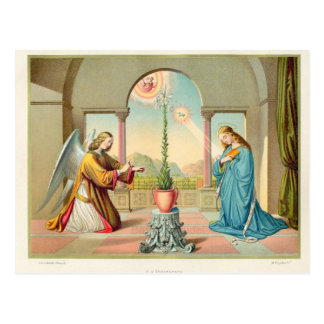 The Annunciation Postcards