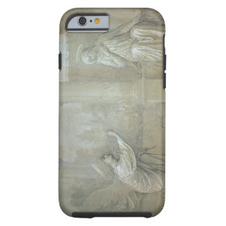 The Annunciation, preparatory cartoon for the Capp iPhone 6 Case