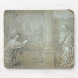 The Annunciation, preparatory cartoon for the Capp Mouse Pad
