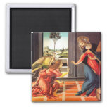 The Annunciation Refrigerator Magnets