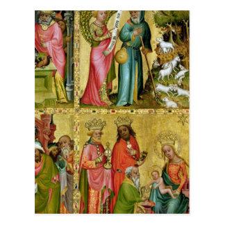 The Annunciation to St. Joachim Postcard