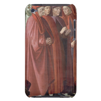 The Annunciation to St. Zacharias (fresco) (detail Barely There iPod Cases