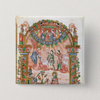 The Annunciation to the Shepherds Button