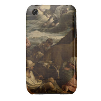 The Annunciation to the Shepherds c 1557-8 iPhone 3 Cases