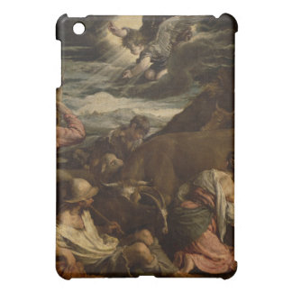 The Annunciation to the Shepherds, c.1557-8 iPad Mini Cover