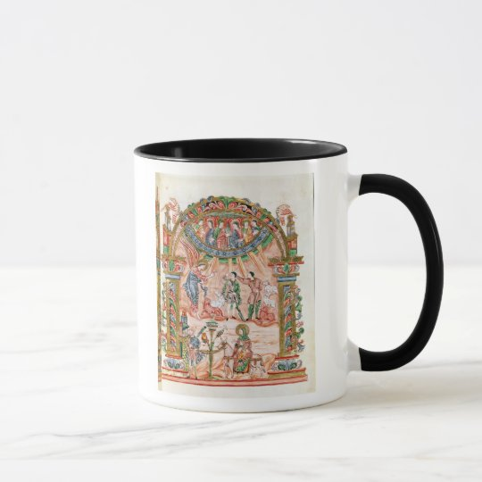 The Annunciation to the Shepherds Mug