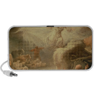 The Annunciation to the Shepherds Portable Speaker